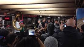 Undergrundsmusik i NY